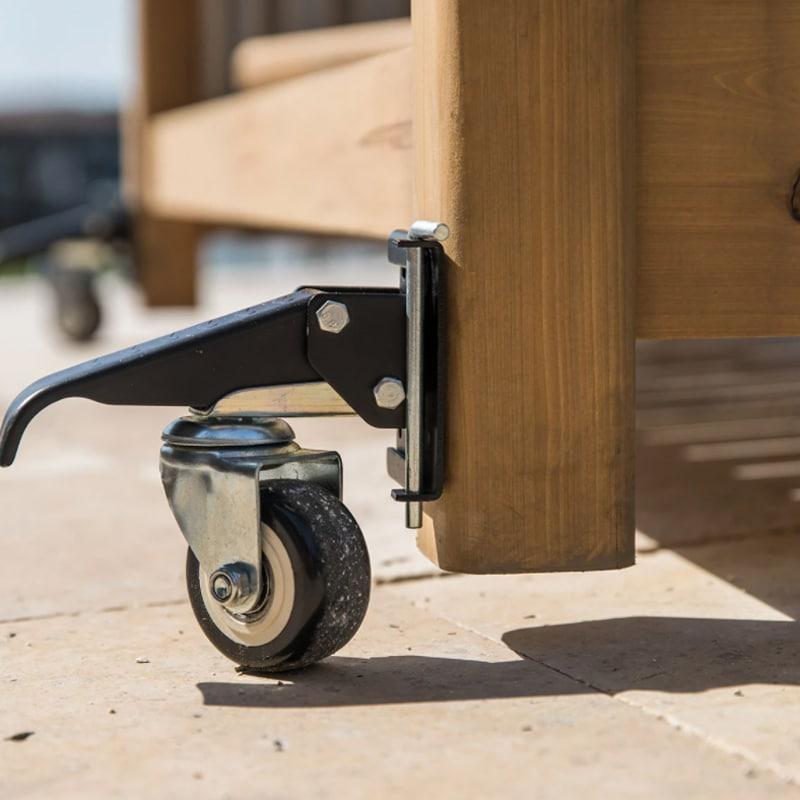 Castor Wheels Featured