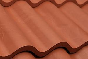 French Clay Brava Composite Spanish Barrel Tile 1